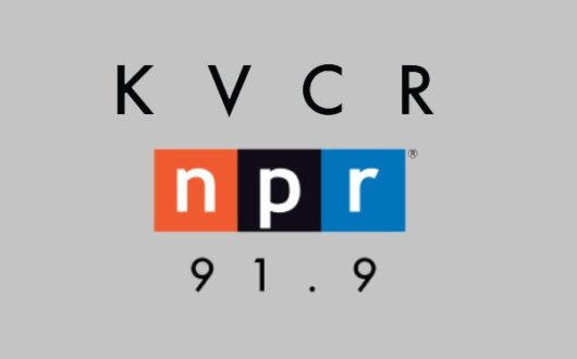 KVCR with David Fleming